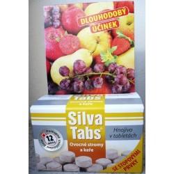 Silva Tabs - tablety na ovocné stromy a keře 25 ks