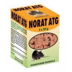 Rodenticid Norat ATG 3 x 50 g
