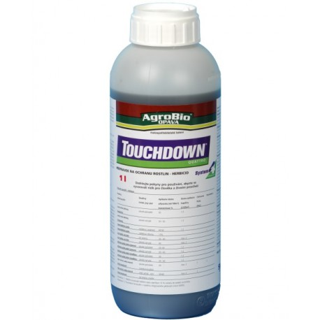Touchdown Quattro 1 l
