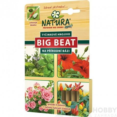 Natura Big Beat hnojivé tyčinky 12 ks