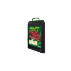 Textilie s výsekem pro výsadbu jahodníku 1,6 x 3,5 m