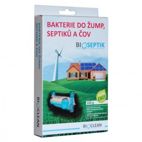 Bakterie do žump, septiků a ČOV 100 g