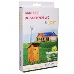 Bakterie do suchých WC 100 g