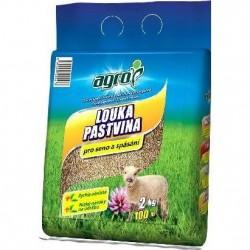 Travní směs louka - pastvina 2 kg Agro