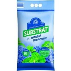 Profík Substrát pro modré hortenzie 15 l