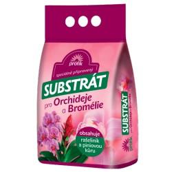 Profík Substrát pro orchideje a bromélie 5 l
