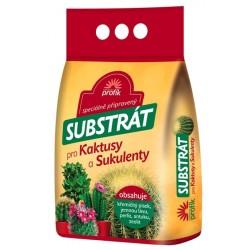 Profík Substrát pro kaktusy a sukulenty 5 l