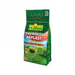 Floria Trávníková náplast 3v1 1 kg