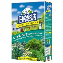 Hoštické hnojivo na jehličnany a jiné okrasné keře 1 kg