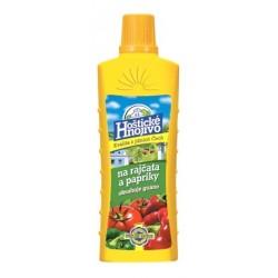 Hoštické hnojivo na rajčata a papriky - tekuté 500 ml
