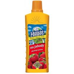 Hoštické hnojivo na jahody - tekuté 500 ml