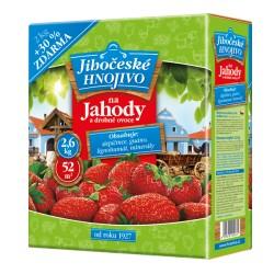 Forestina Jihočeské hnojivo na jahody a jiné drobné ovoce 2 kg + 30% zdarma