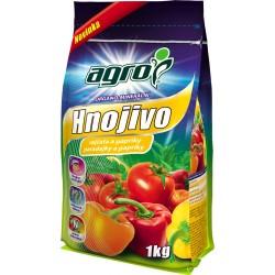 Agro Organo-minerální hnojivo pro rajčata a papriky 1 kg