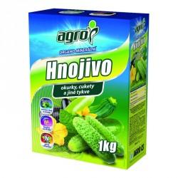 Agro Organo-minerální hnojivo na okurky a cukety 1 kg