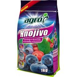Agro Organo-minerální hnojivo na borůvky a brusinky 1 kg