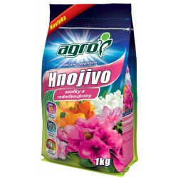 Agro Organo-minerální hnojivo na azalky a rododendrony  1 kg