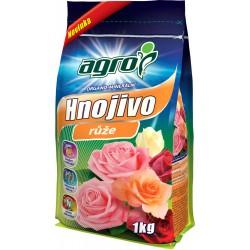 Agro Organo-minerální hnojivo pro růže 1 kg