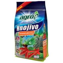 Agro Organo-minerální hnojivo na okrasné dřeviny 1 kg