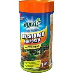 Agro Urychlovač kompostu se Zeolitem 1 l