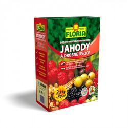 Floria OM hnojivo na jahody a drobné  ovoce 2,5 kg