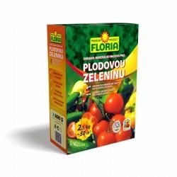 Floria OM hnojivo pro plodovou zeleninu 2,5 kg