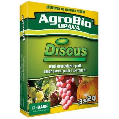 Discus 3x2 g